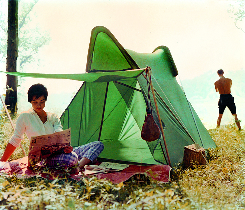 Moss Eave Tent