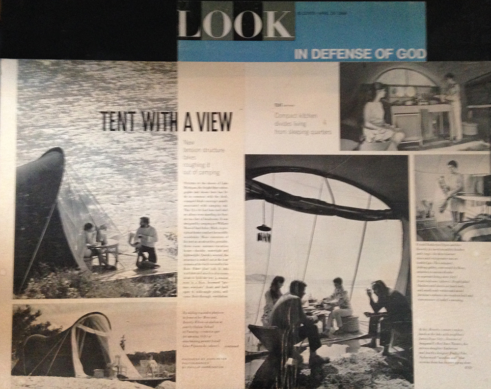 Moss Eave Tent Look Magazine