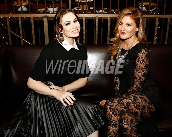 Sophie and Hilary Hahn, founder of the  The Style Club LA
