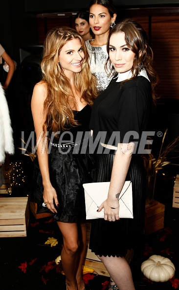 Sophie and blogger Rachel McCord of The McCord List