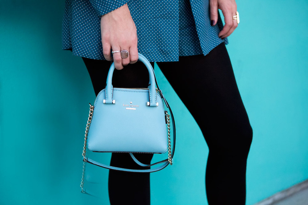 "Bag ""Mini Maise"" ,  Kate Spade"