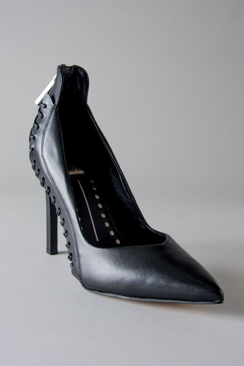 dolce vita kaiko leather pump