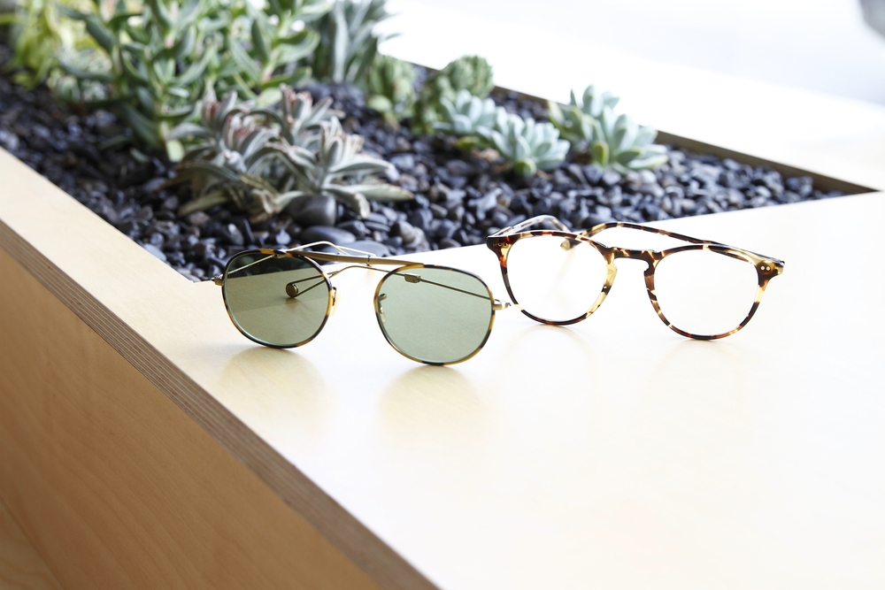 garrett leight optical district la brea the style sauce
