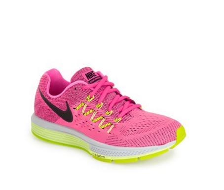 nike air zoom vomero pink sneaker