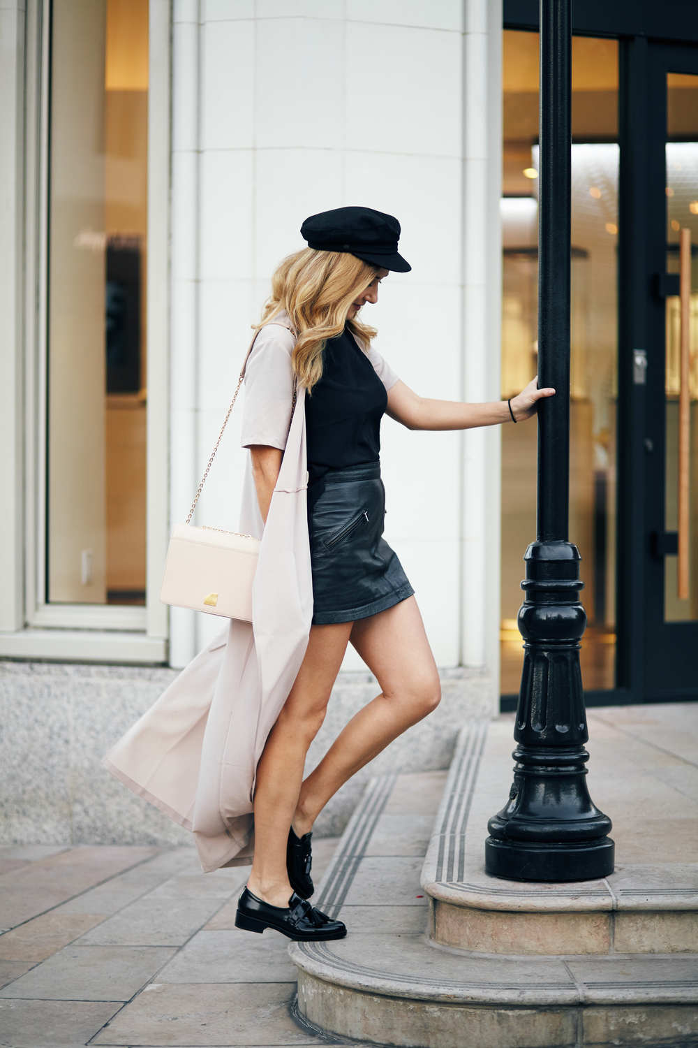 fashion blog the style sauce rose quartz rodeo drive