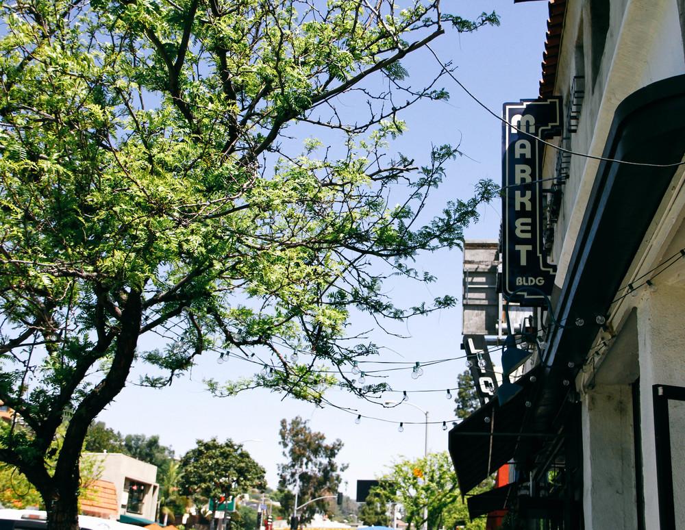 the style sauce silverlake street I love LA