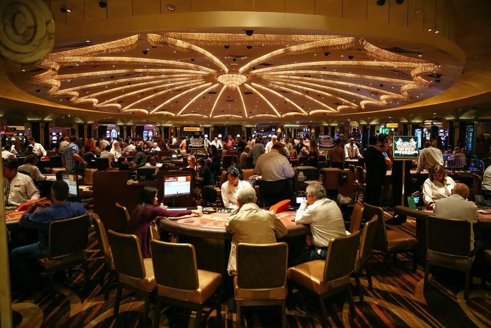 Caesar's Palace Casino Photo by Brian Gove The Style Sauce