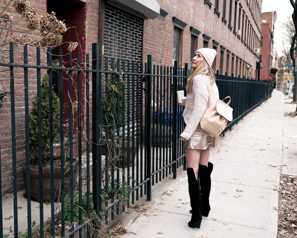 The Style Sauce 24 Hours in New York Style blog