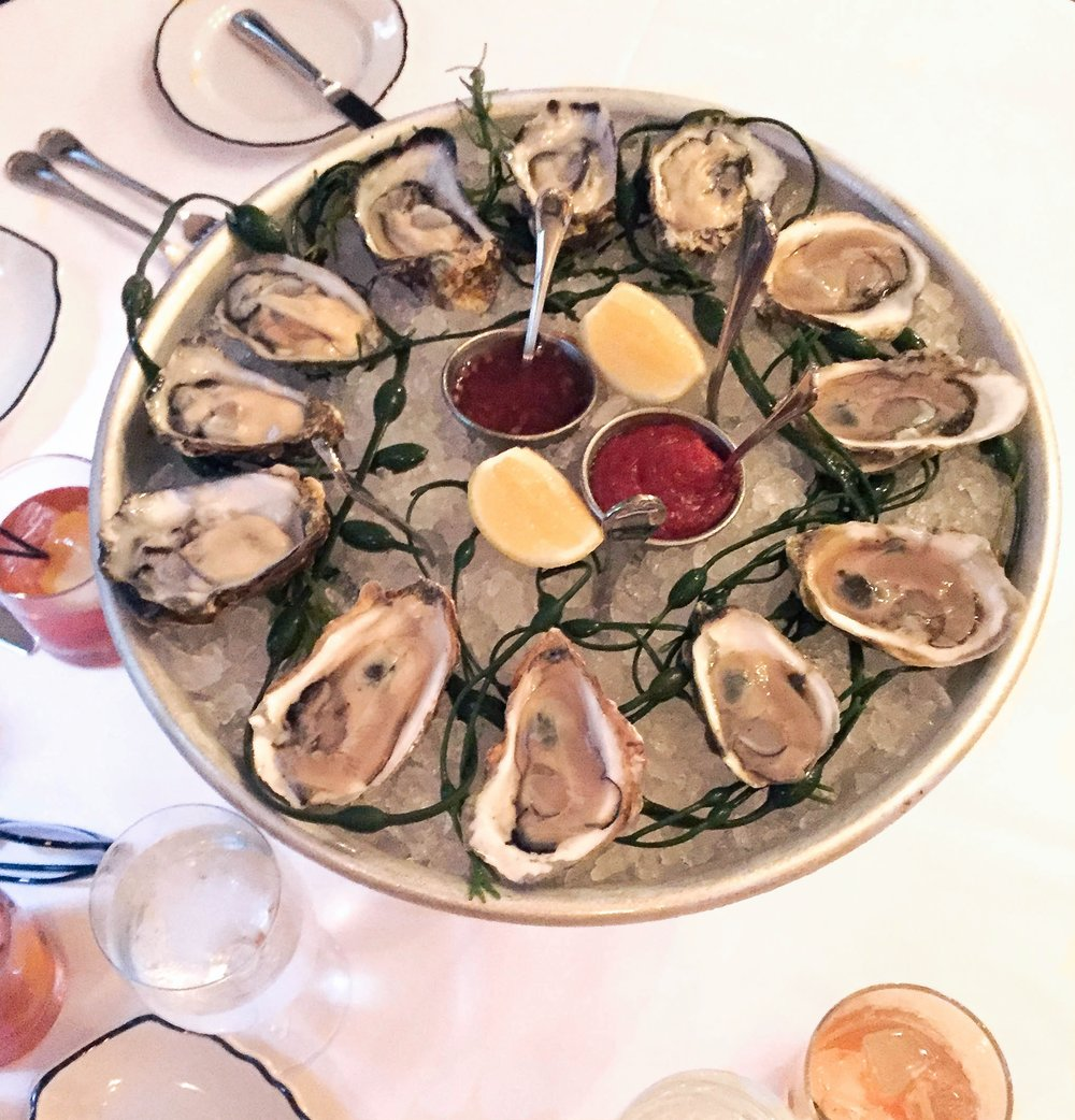 Bill's Townhouse Oysters NYC The Style Sauce Blog