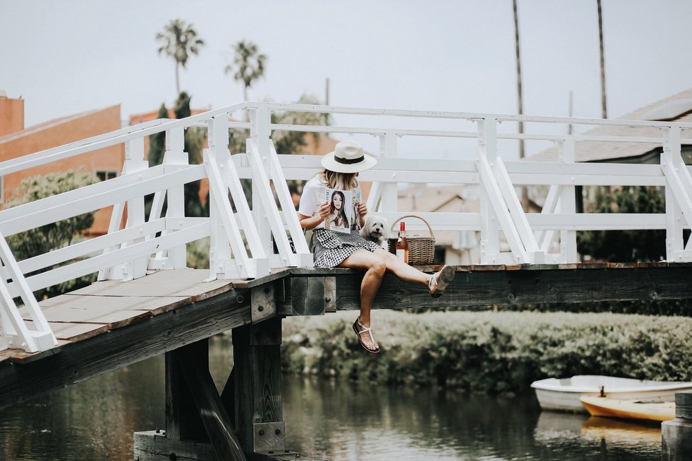 The Style Sauce Blog - 6 things you didn't know about the Venice Canals Blog