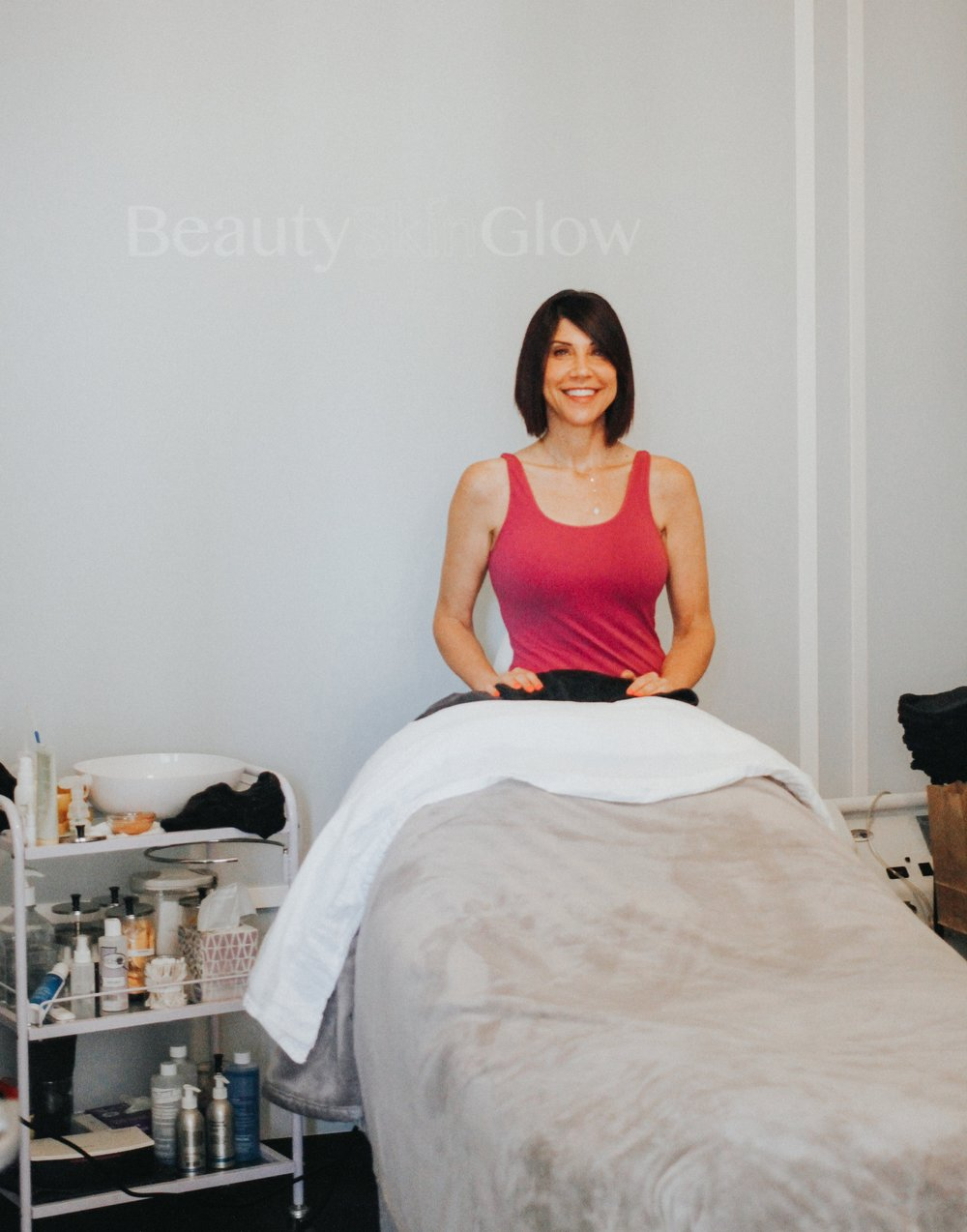 BeautySkinGlow // Gayle Miller // where to get a facial in Los Angeles // The Style Sauce Blog