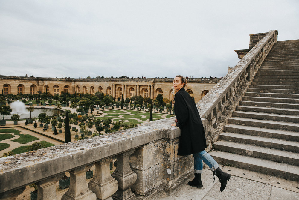 Travel blog // how to visit the Palace of Versailles // Best travel tips // Things to do in Paris // Best day trips from Paris // The Style Sauce blog