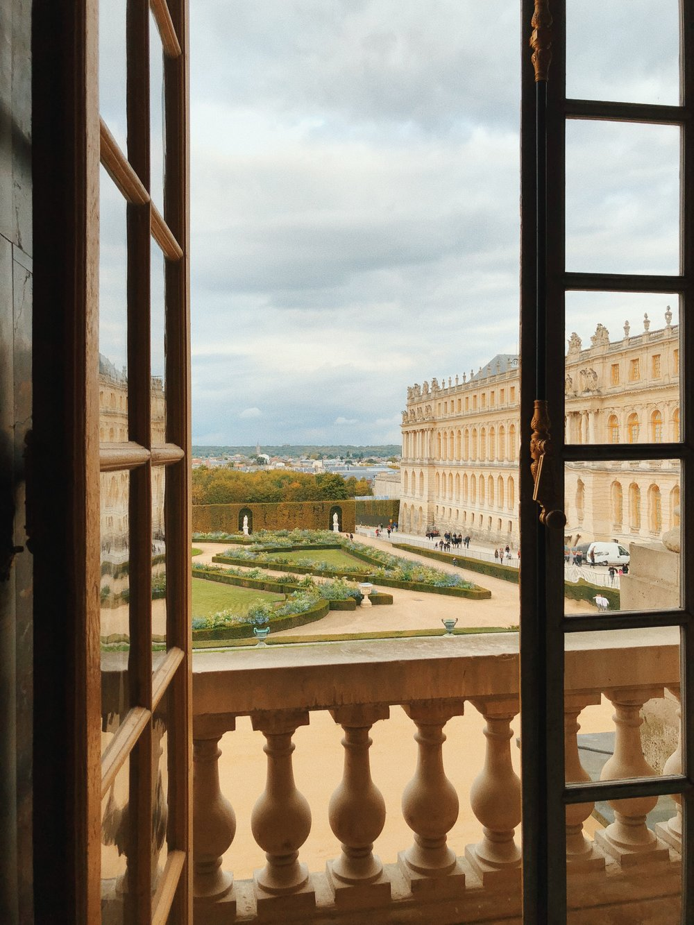 Palace of Versailles // Travel blog // Paris travel tips // The Style Sauce blog