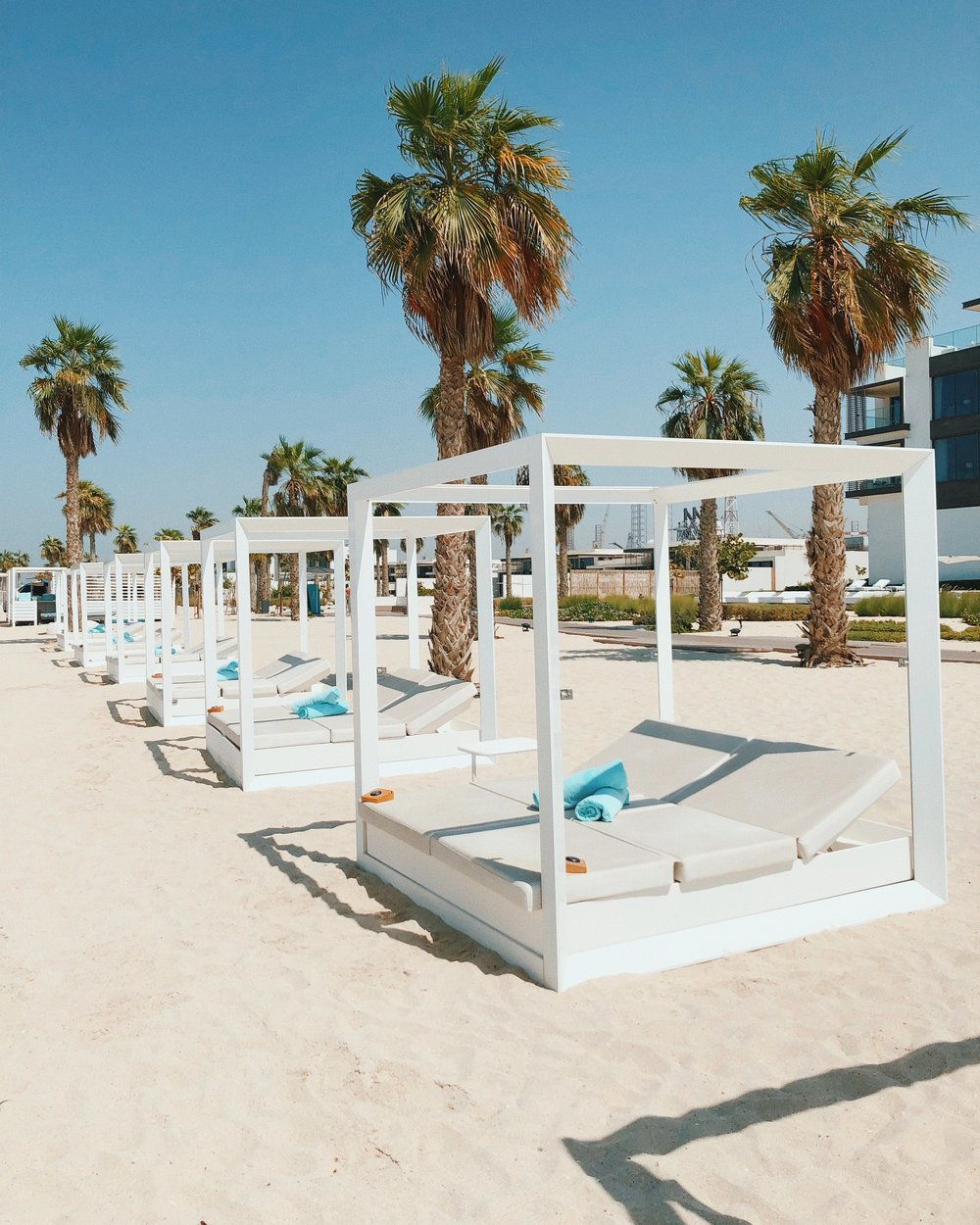 Nikki Beach Resort and Spa // Best resorts in Dubai // Best hotels in Dubai // Where to stay in Dubai // Travel Blog // The Style Sauce