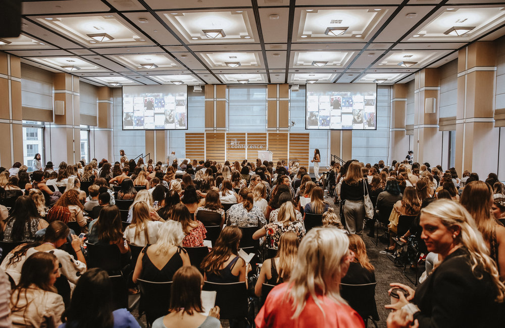 Her Conference NYC 2018 // The Style Sauce blog