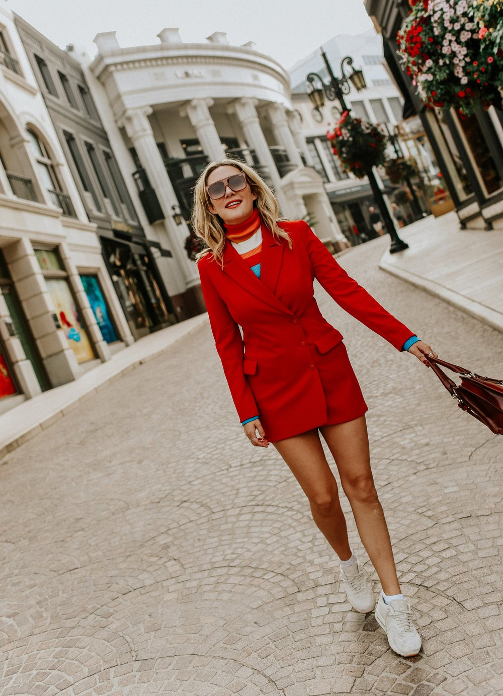 The Style Sauce fashion blogger Genevieve Liebscher