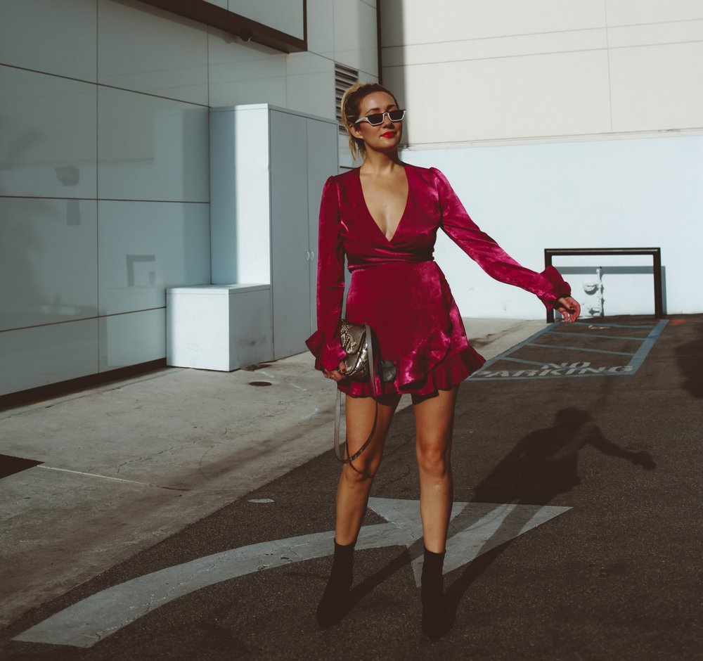 The Style Sauce Holiday Party Dresses