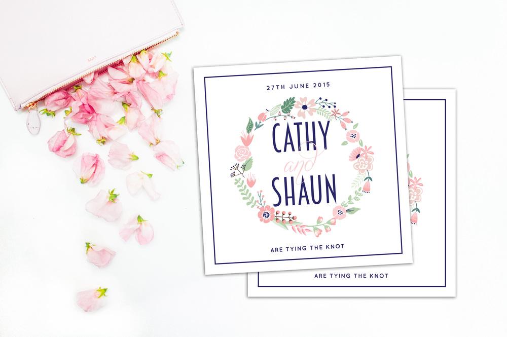 Cathy & Shaun