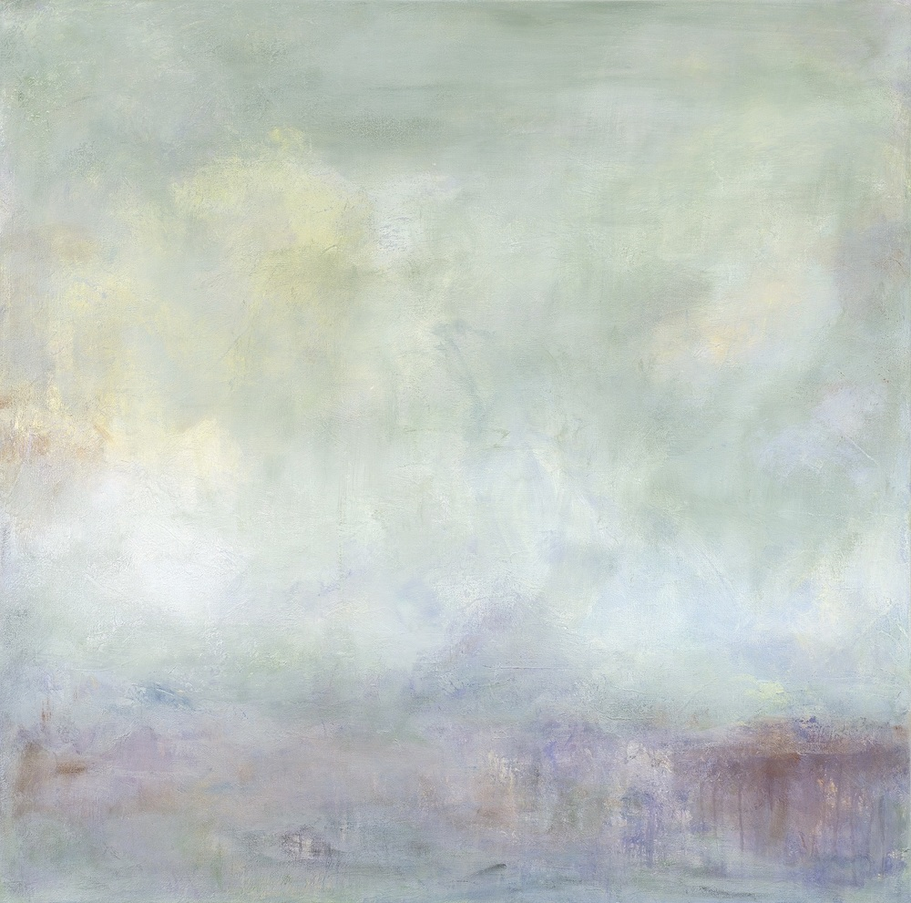 Mystical Morning 40x40