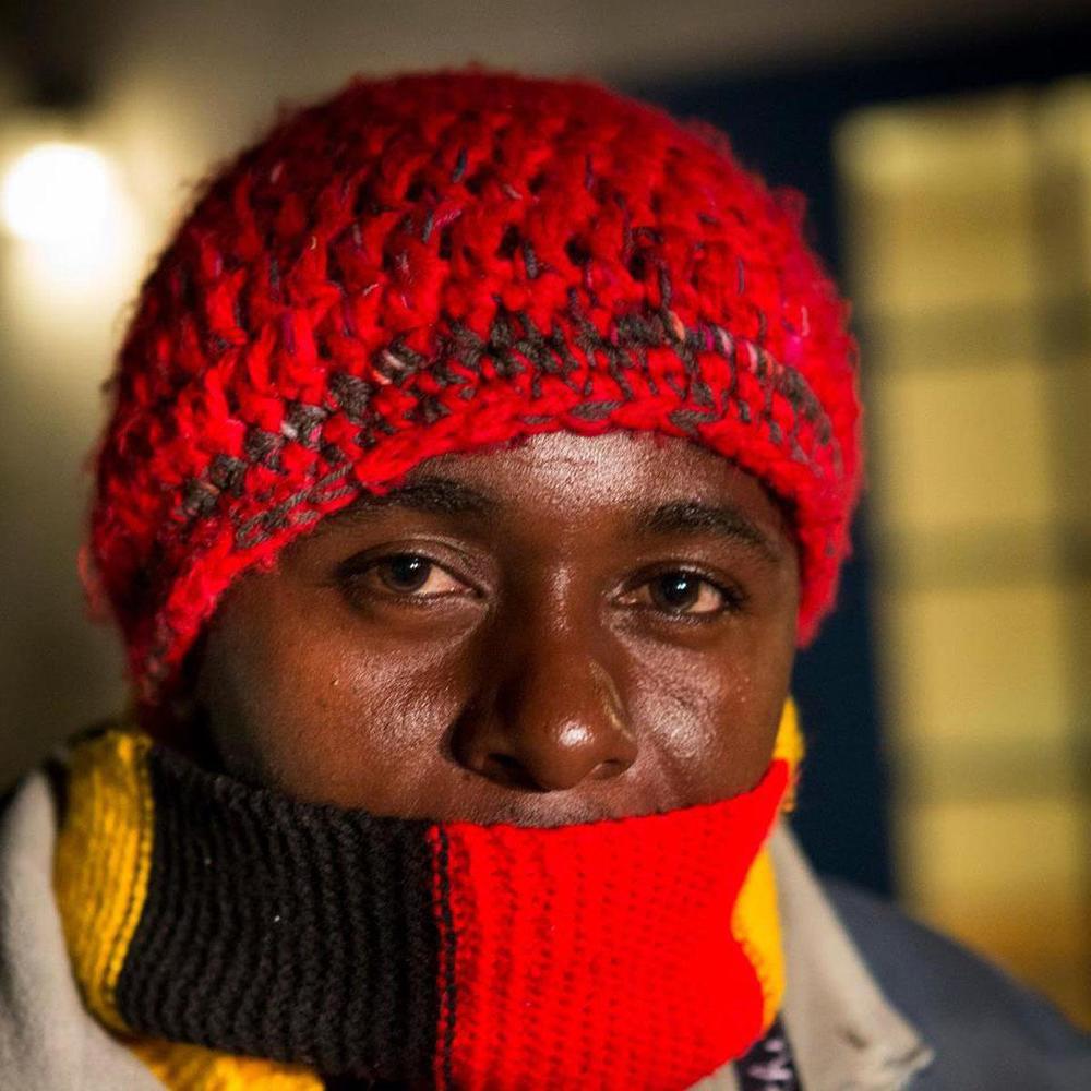 Ruganzu Bruno is a change-making eco artist living and working in Kampala, Uganda.