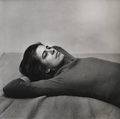 Through her well-researched arguments and innate passion for the arts, Susan Sontag's work encourages us to question our image-saturated world and push beyond its status quo. Photo courtesy of Peter Hujar/www.arthistory.about.com.