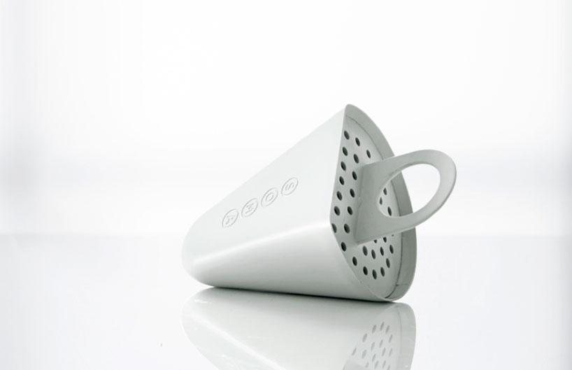 The all-natural Soma water filter is another example of using technology to change the way we live for the better. Photo courtesy of www.designboom.com
