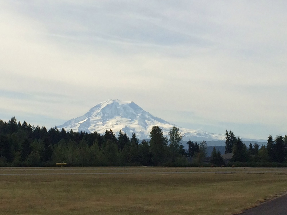 Mount Rainier from Thun Field, 06/22/2014