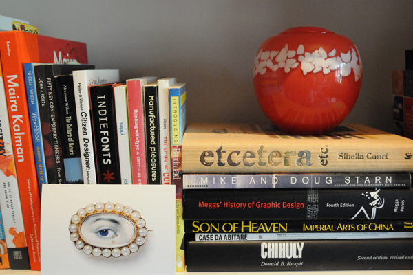 Collected Items from my home office and a few of my favorite books