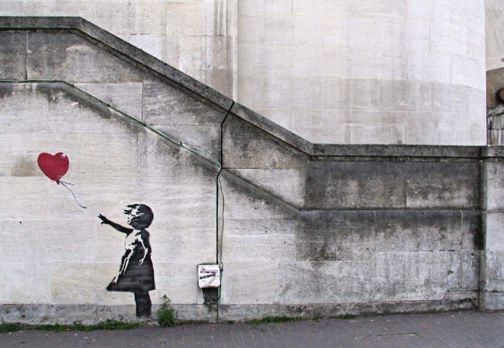 photo credit: www.bansky.co.uk