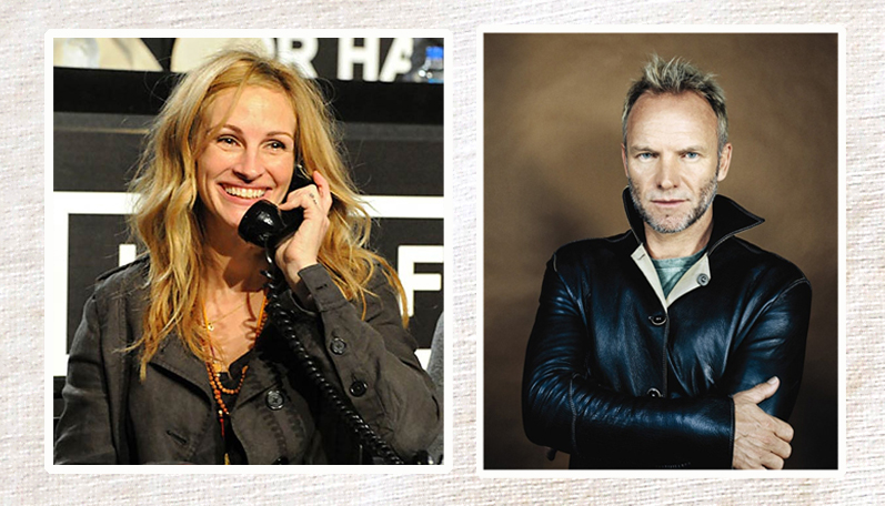Julia Roberts and Sting are two of the many collectors of Bali Malas  by Aura Rudraksha Designs