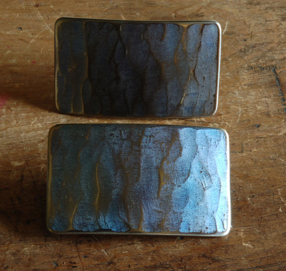 IRONART CANADA  HAND FORGED BELT BUCKLES