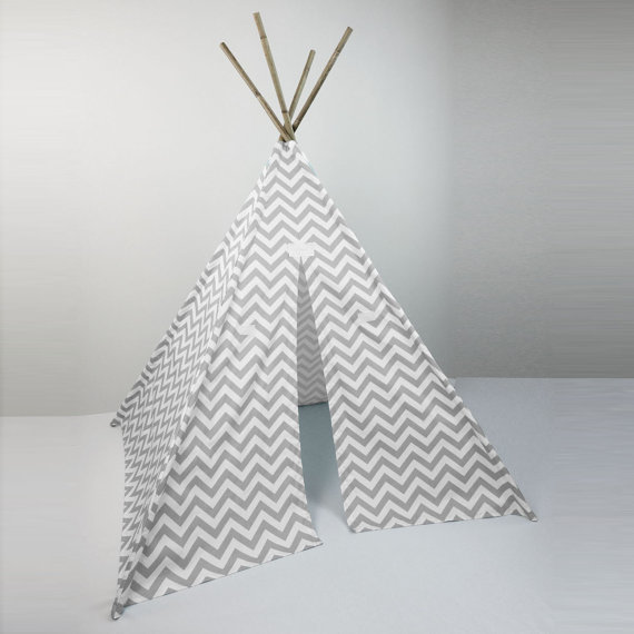 PlaY TIPI  HIGH STYLE TIPITS IN CHEVRONS PATTERNS AS WELL AS OTHER MODERN PATTERNS–FABULOUS!