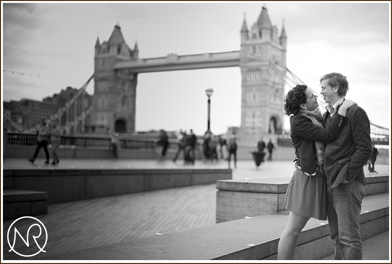 Southbank engagement photography London 01