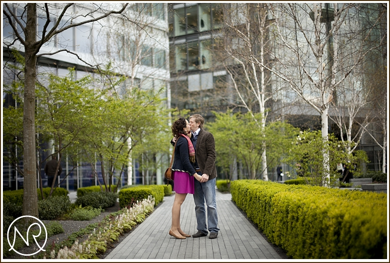 Southbank engagement photography London 05