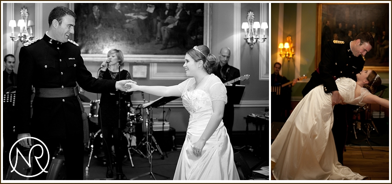 Wedding at the Carlton Club London
