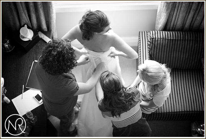 Wedding Photography at Colwick Hall Nottingham