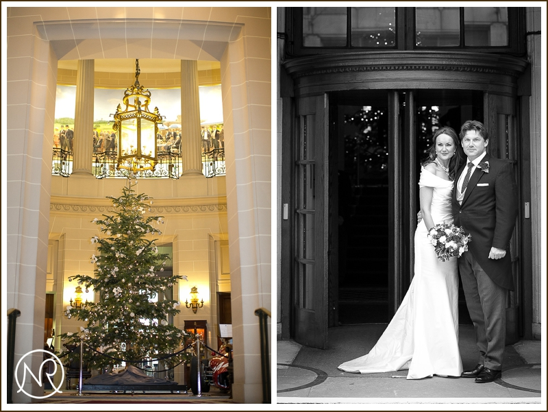 Royal Automobile Club Wedding Photographer