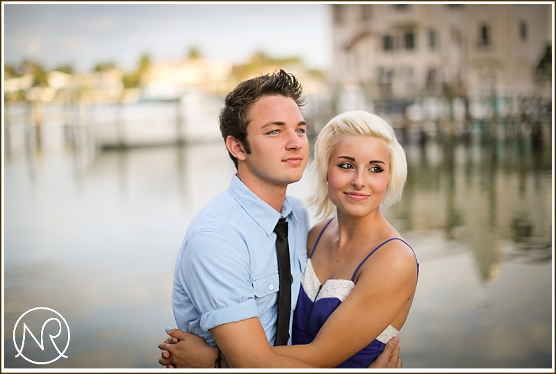 Naples Beach engagement photography Florida 1