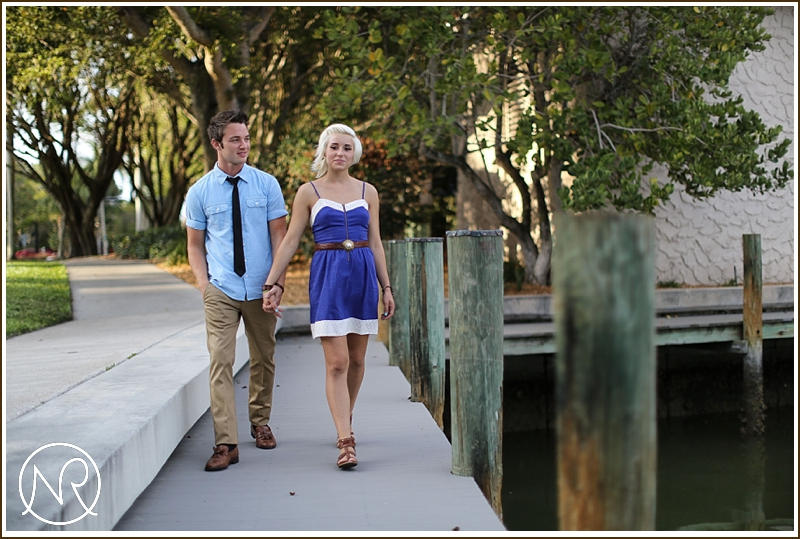 Naples Beach engagement photography Florida 3