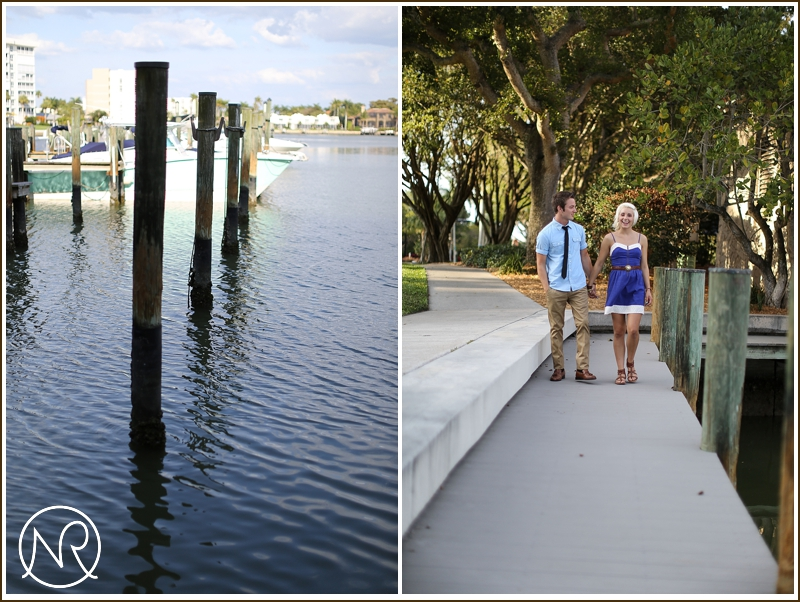 Naples Beach engagement photography Florida 4