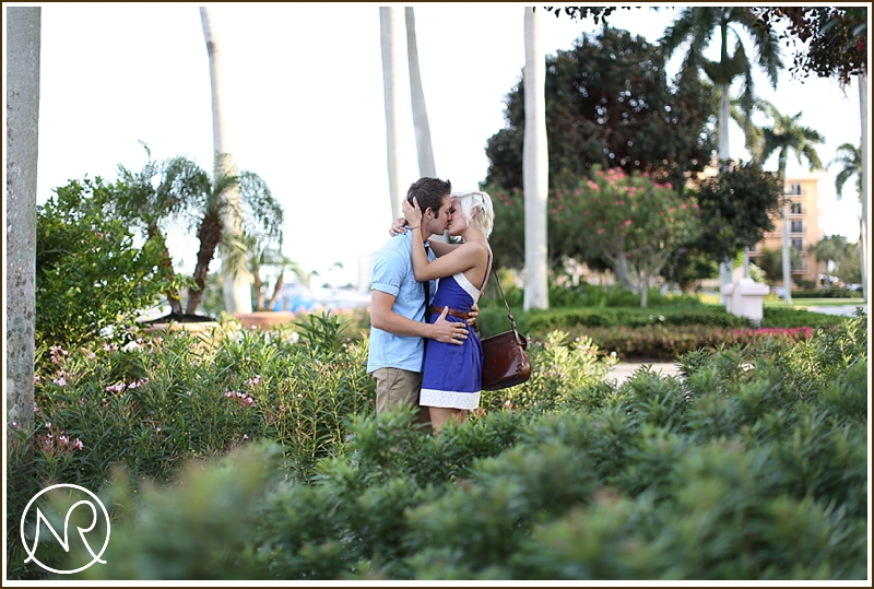Naples Beach engagement photography Florida 12