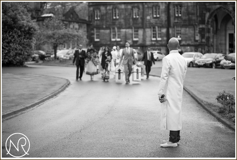 Asian wedding photography Scotland