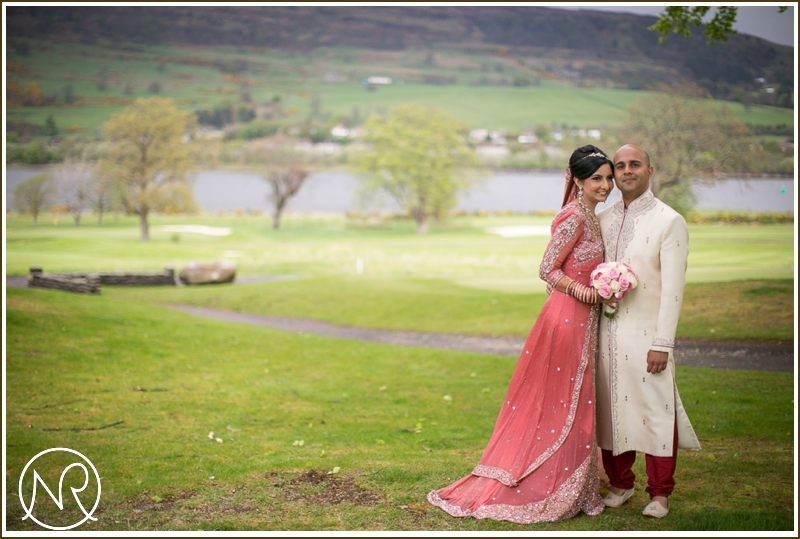 Scotland Pakistani wedding
