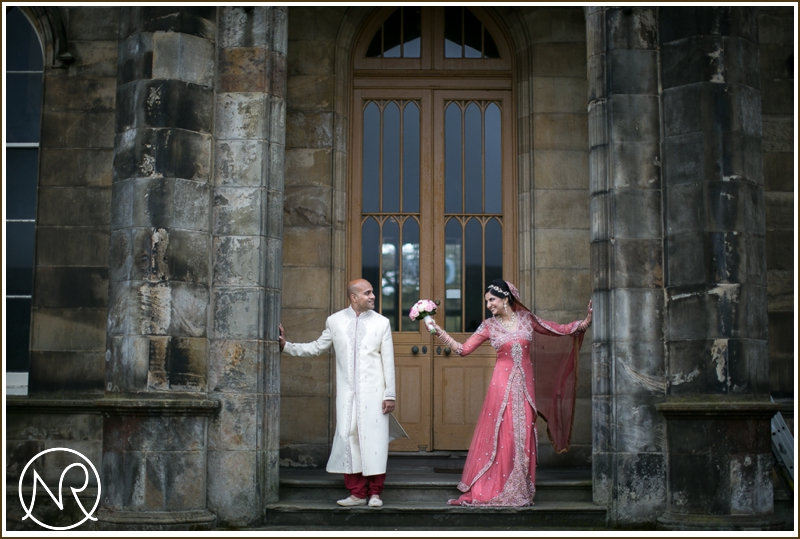 wedding photographer Glasgow Scotland