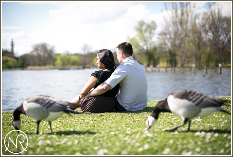 London Engagement Photography Regents Park 3