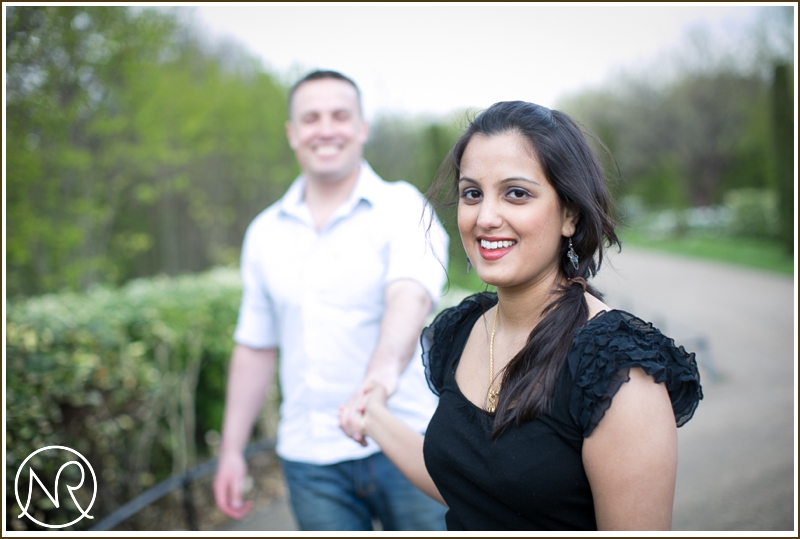 London Engagement Photography Regents Park 8