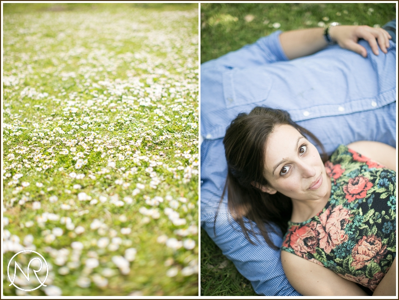 Regents Park engagement session