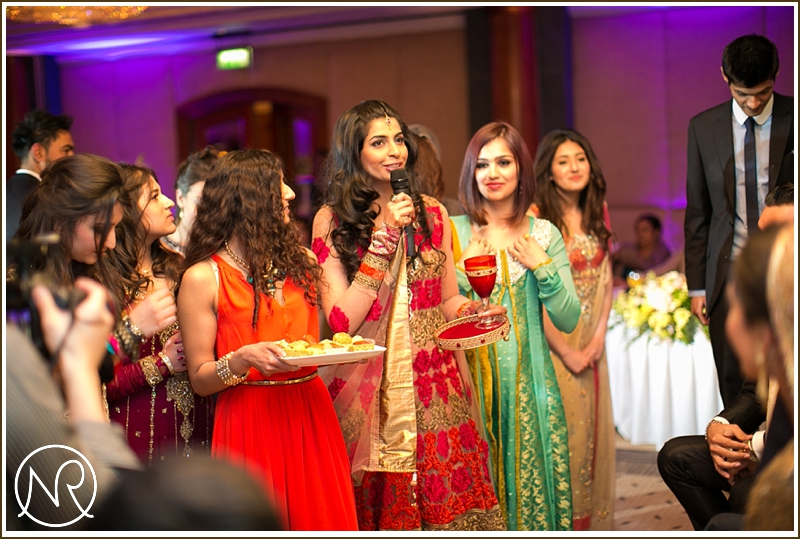 jumeirah carlton wedding photographs
