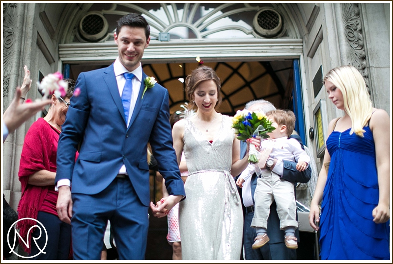 Wedding photography in Chelsea London