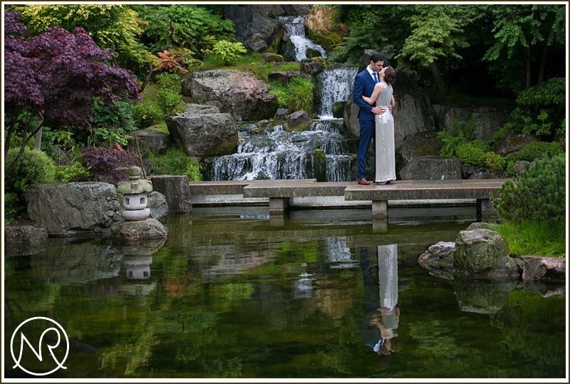 London wedding photography Holland Park